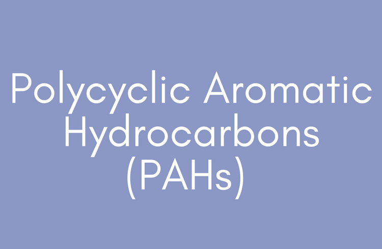 Polycyclic Aromatic Hydrocarbons PAHs