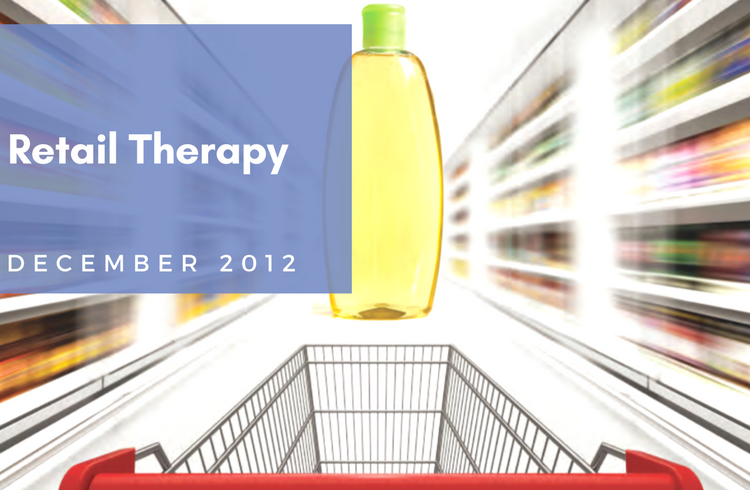 Retailer Therapy Report