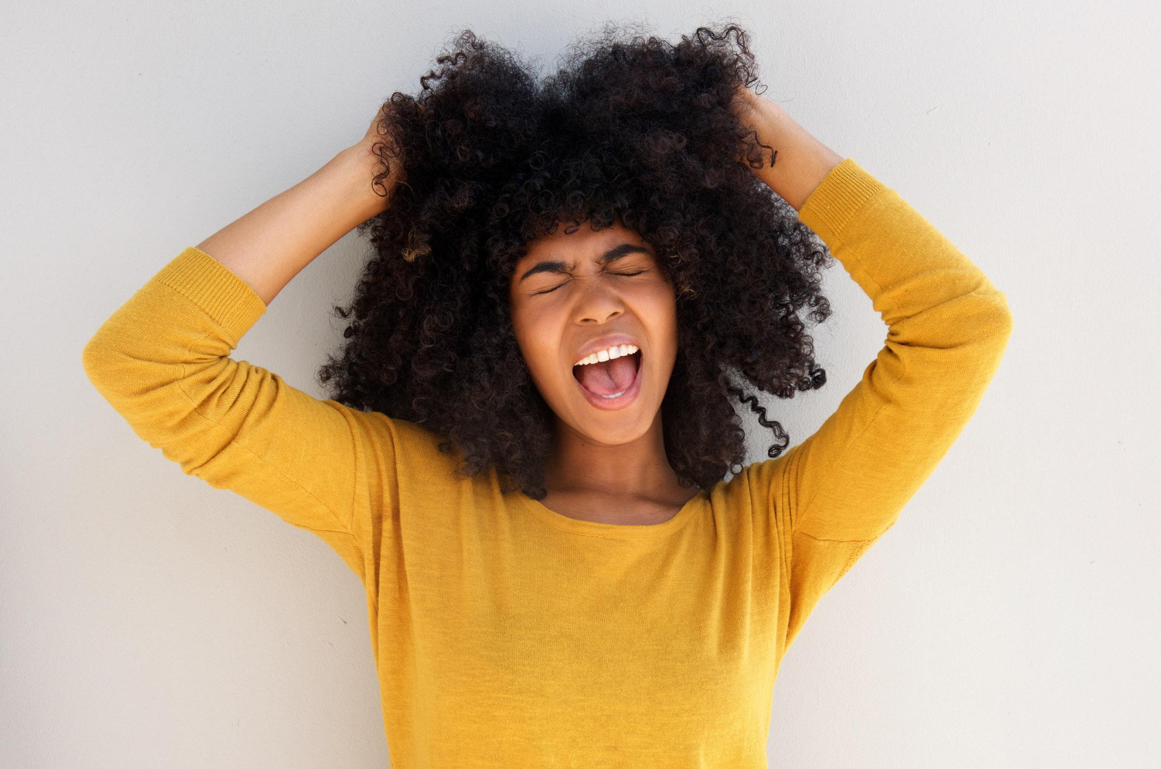 African American Women Hair Goals