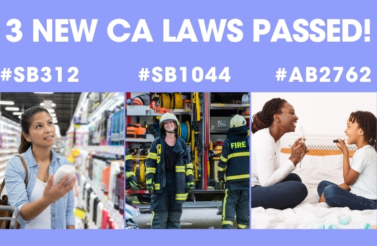 Victory! 3 BCPP-Sponsored CA Bills Signed Into Law