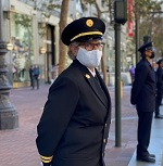 San Francisco Fire Department Battalion Chief and Breast Cancer Survivor Anita Paratley