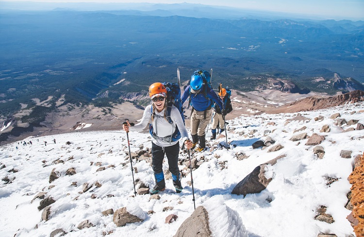 Climb Against the Odds 2021 Patti_Breast Cancer Prevention Partners