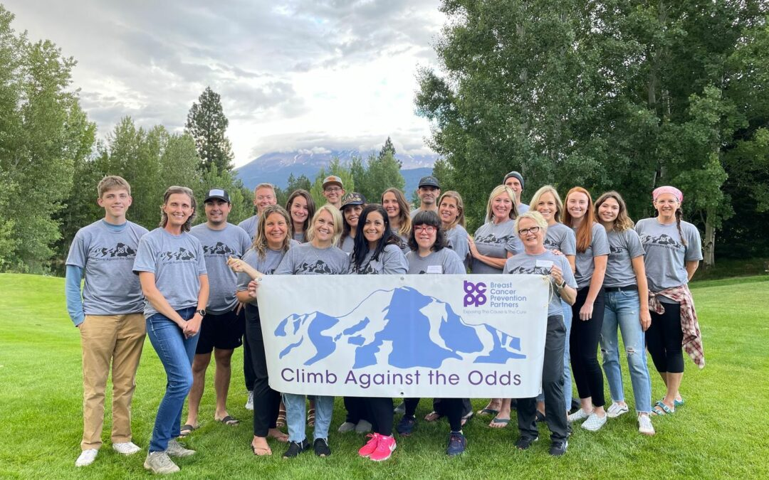 Climb Against the Odds 2021: Team 2, June 14-18