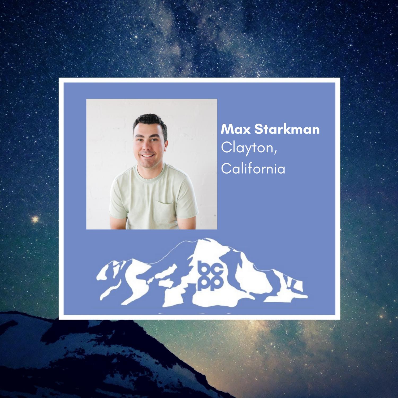 Max Starkman_BCPP Climb Against the Odds